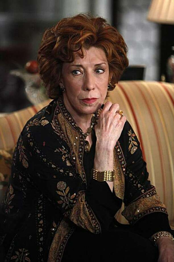 "Lily Tomlin stars in ""Damages"" airing on FX. (Craig Blankenhorn/FX/MCT) Photo: Handout, MCT"