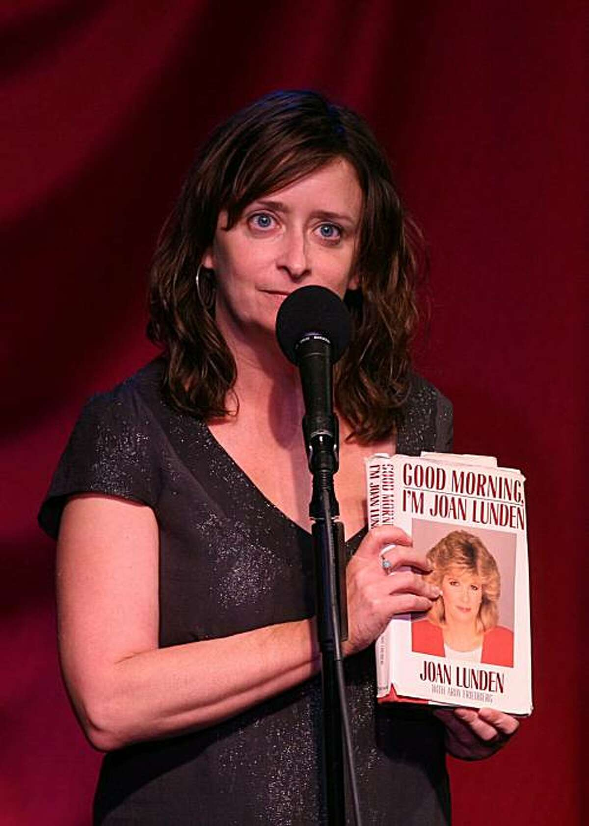 """Rachel Dratch is featured in """"Celebrity Autobiography,"""" part of SF Sketchfest 2010. Celebrity Autobiography - Triad Theatre"""