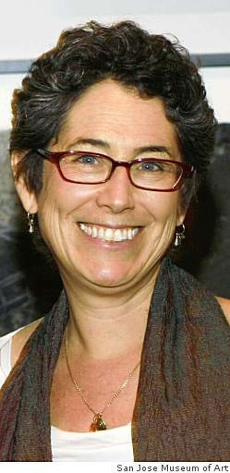 Susan Krane, director designate of the San Jose Museum of Art Photo: San Jose Museum Of Art