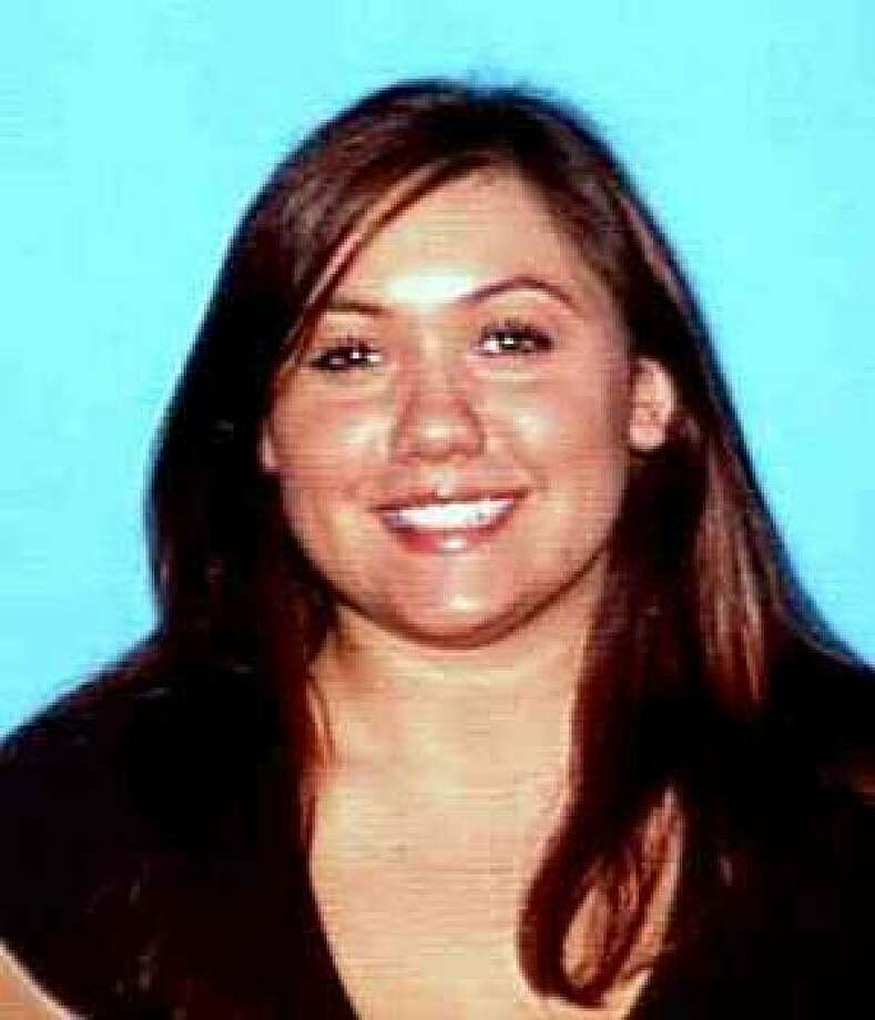 Jennifer Bigham, 23, of Castro Valley, was booked on suspicion of murder in Stanislaus County for allegedly drowning her 3-year-old daugher, Alexandrea  Bigham, at a relative's home in Patterson. DMV photo courtesy of the Stanislaus County Sheriff's Department. Photo: Department Of Motor Vehicles