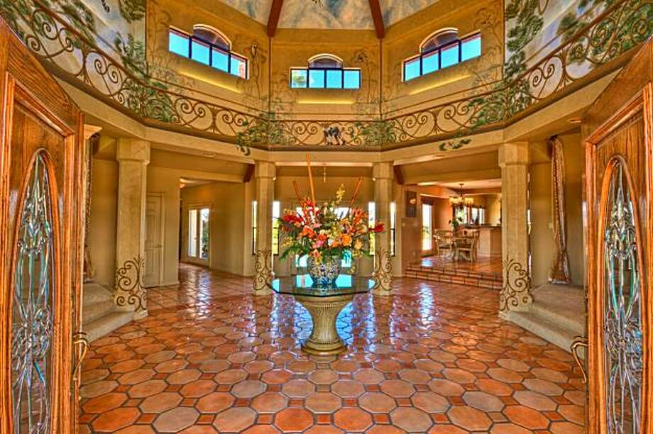 Foyer at 2801 Gray Fox for What You Can Buy Photo: Bs