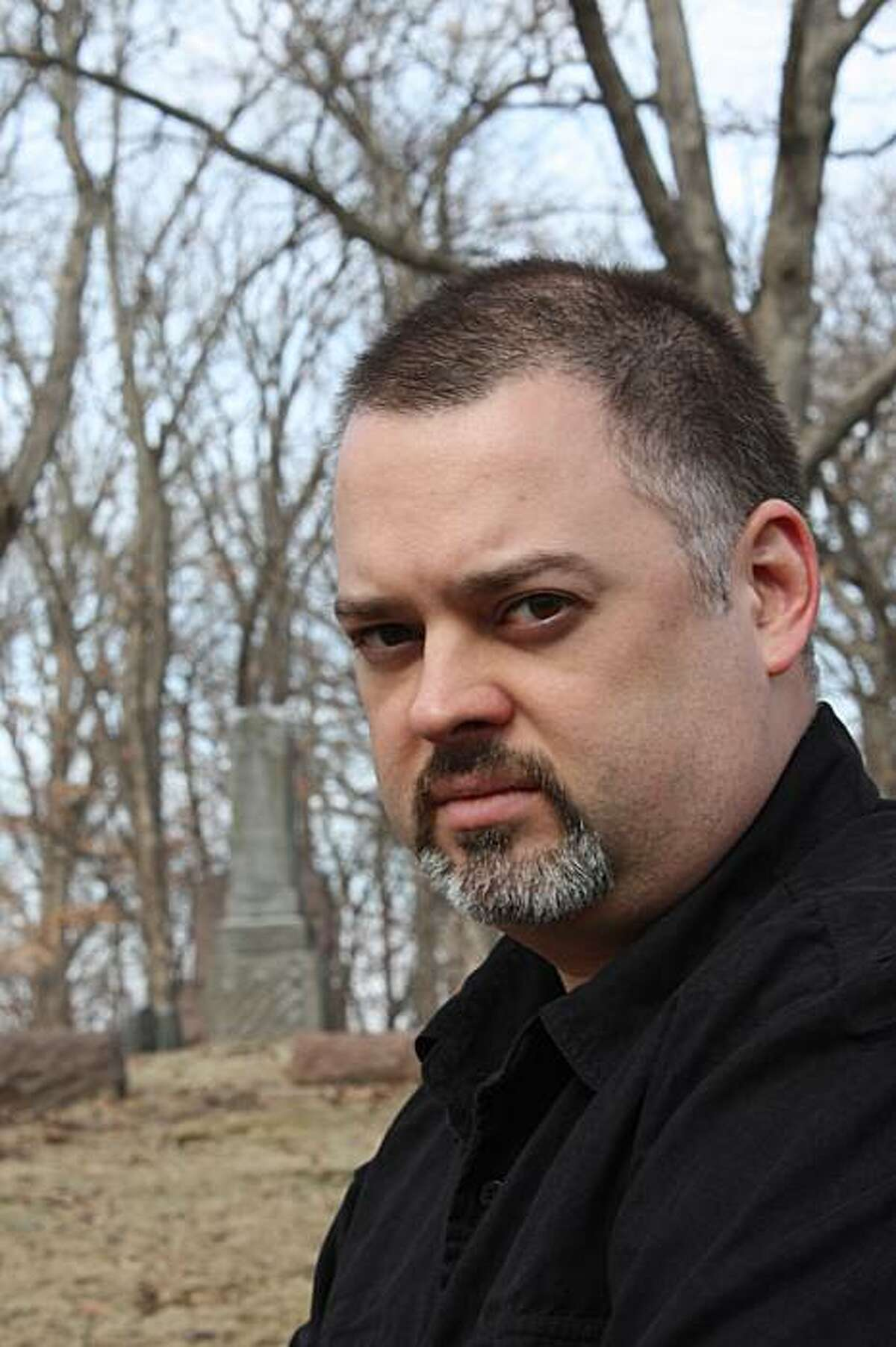 Author Mike Oliveri