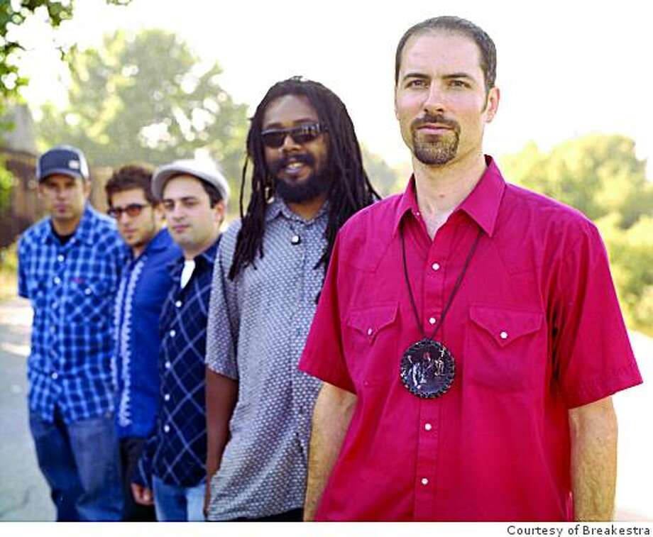 Southern California band, Breakestra, play the Great American Music Hall, Saturday, July26, 9 p.m. Photo: Courtesy Of Breakestra