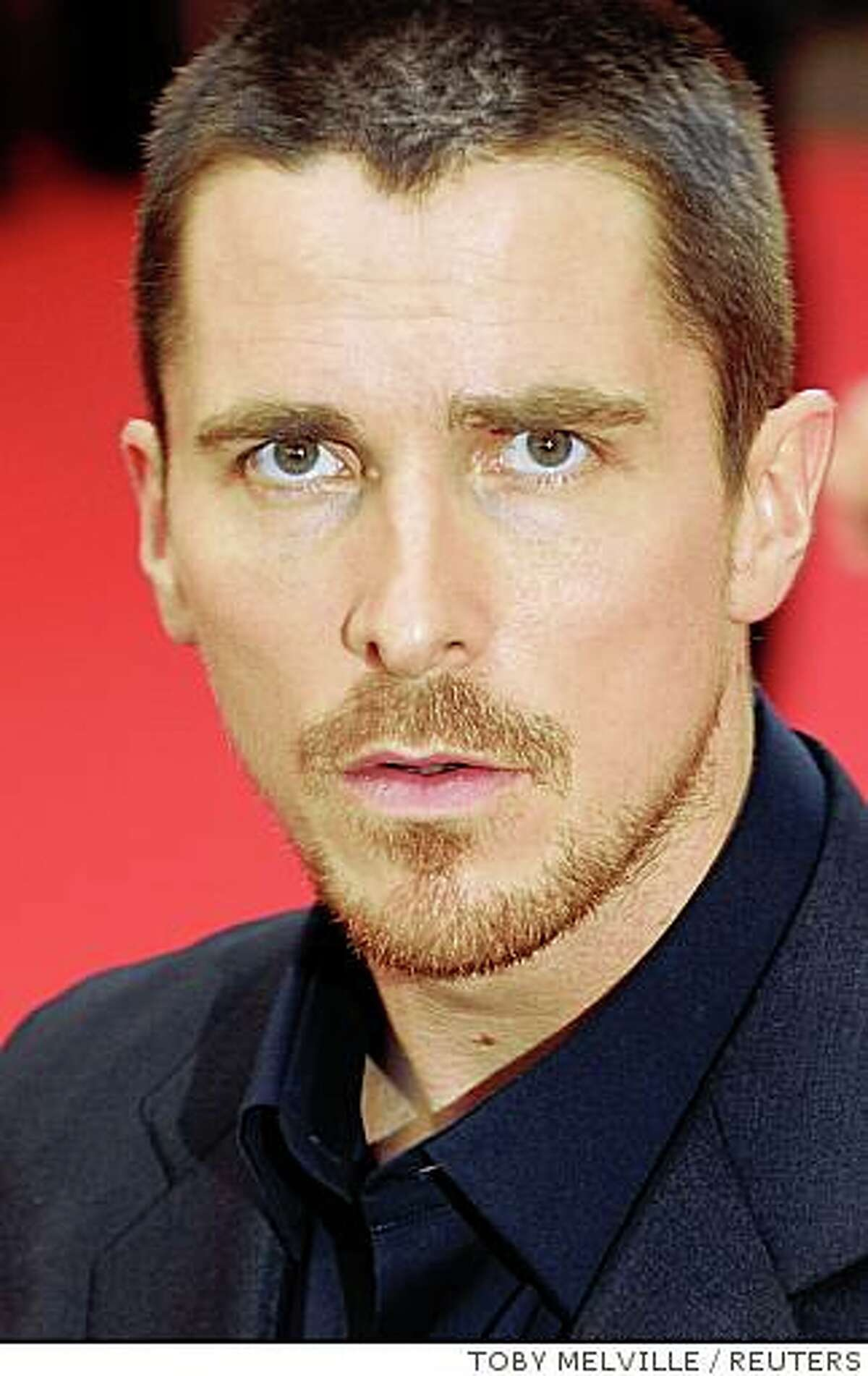 British actor Christian Bale arrives for the European premiere of