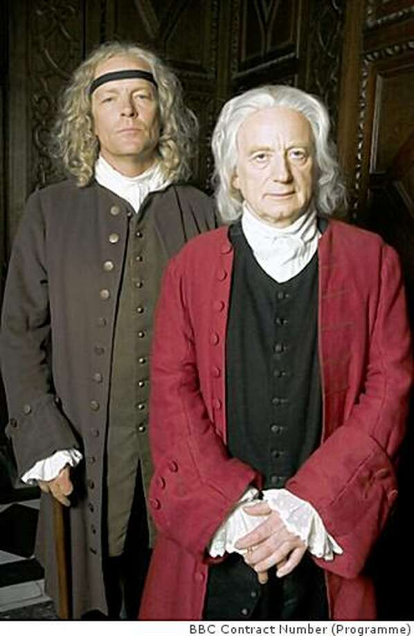 "Ian Diarmid in ""City of Vice"" (right)CHANNEL 4 PICTURE PUBLICITY124 Horseferry RoadLondon SW1P 2TX020 7306 8685City of ViceL-R Iain Glen (as John Fielding) and Ian McDiarmid (as Henry Fielding)Tx:TX DateThis picture may be used solely for Channel 4 programme publicity purposes in connection with the current broadcast of the programme(s) featured in the national and local press and listings. Not to be reproduced or redistributed for any use or in any medium not set out above (including the internet or other electronic form) without the prior written consent of Channel 4 Picture Publicity 020 7306 8685 Photo: BBC Contract Number Programme"