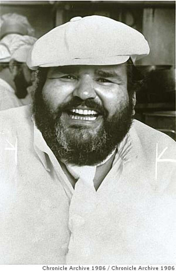 Chef Paul Prudhomme Photo: Chronicle Archive 1986