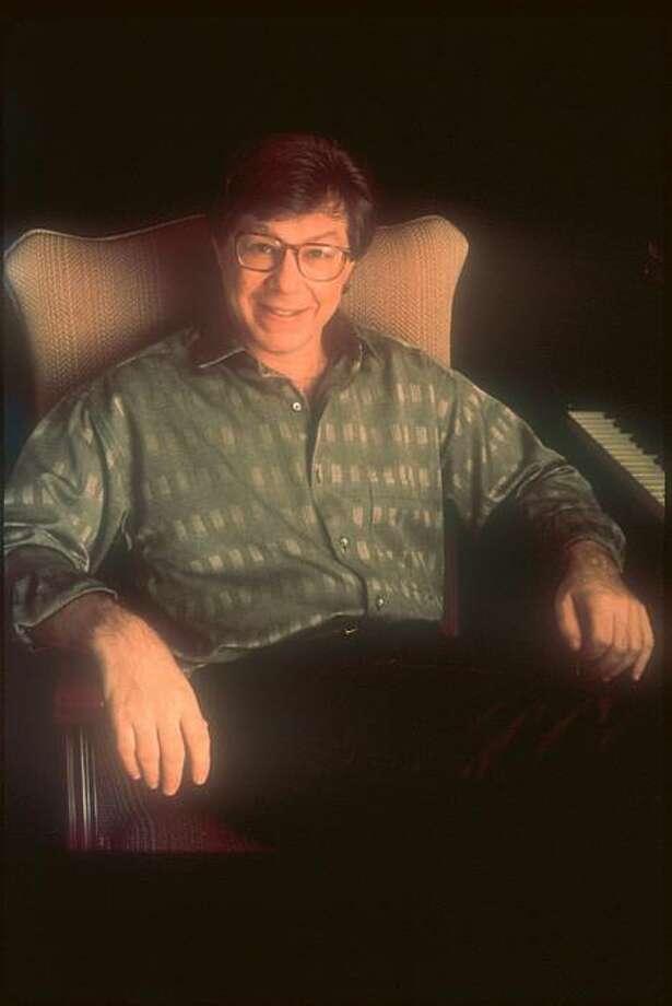 """Nine"" composer Maury Yeston. Photo: Broadwaytheaterblog.com"