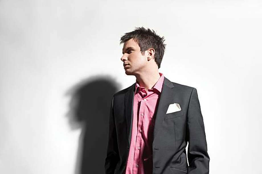 Howie Day will perform Jan. 14 at the Great American Music Hall. Photo: Matthew Welch