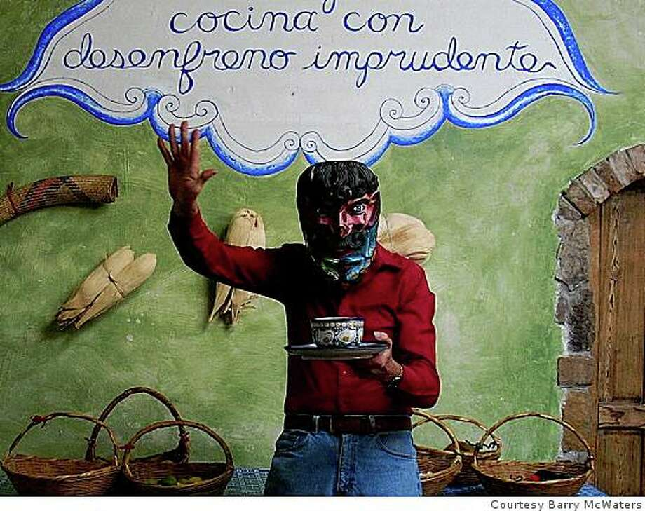 "justback Subject: Just Back From... Tlaxcala, MexicoBarry McWaters, SonomaEmail: bsfo@earthlink.netDaytime phone number: 415-272-6975Just back from: Tlaxcala, MexicoI went because: To take a class at ""Mexican Home Cooking School"" and see the ""Mask Festival""Don't miss: The cooking school it was tremendous fun, easy to learn and never to be forgottenDon't bother: to rent a car - buses are wonderfull !!!  and cheaper. Or take a cab which are cheaper as wellCoolest souvenir: My maskWorth a splurge: The cost of the school was worth every penny to return with what I learned instead of the usual trinketsI wish I'd packed: A present for Dona Estela my teacherOther comments: Wonderful home stay, glimpse of real Mexican culture & gourmet cooking far beyond any kind of Mexican food I have ever had.  Ask about their discountsDetails of attached photo (if sent): This is me in Mexican Home Cooking School kitchen with my finished dish and wearing my coolest souvenir - my mask Photo: Courtesy Barry McWaters, None"