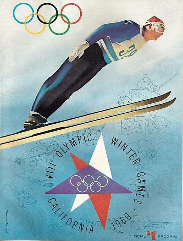 The Olympic Heritage Celebration honors the 1960 games at Squaw Valley. Photo: Olympic Heritage Celebration