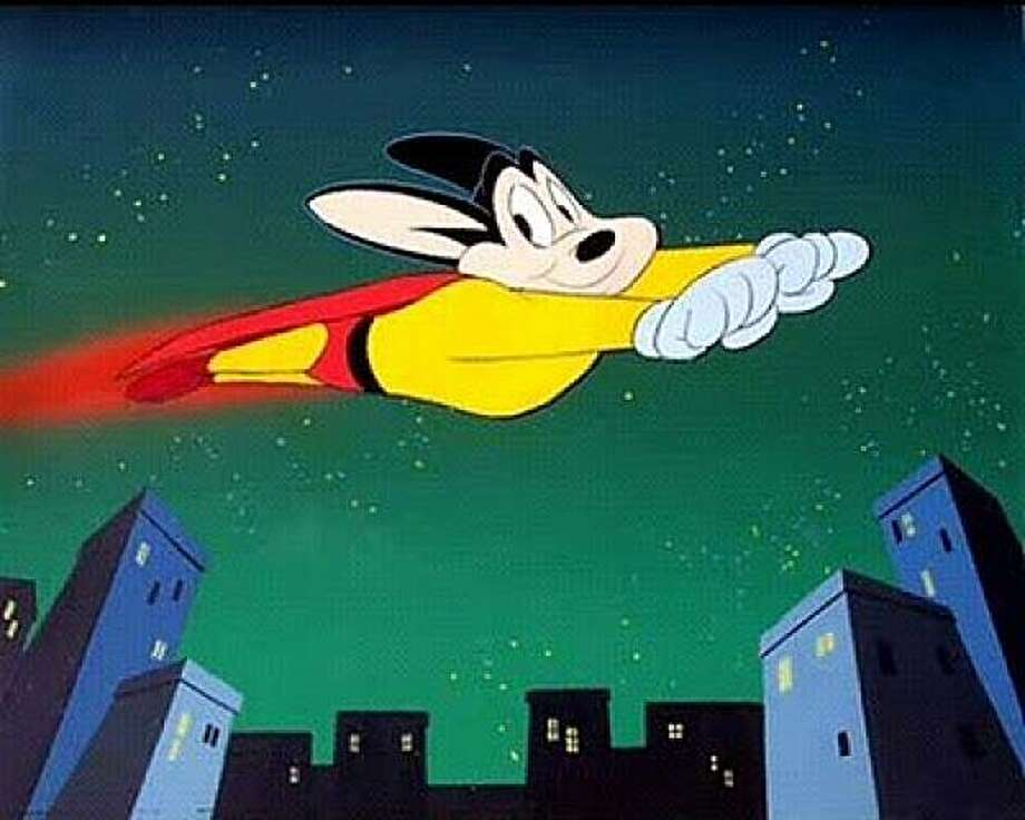Mighty Mouse: The New Adventures Photo: CBS