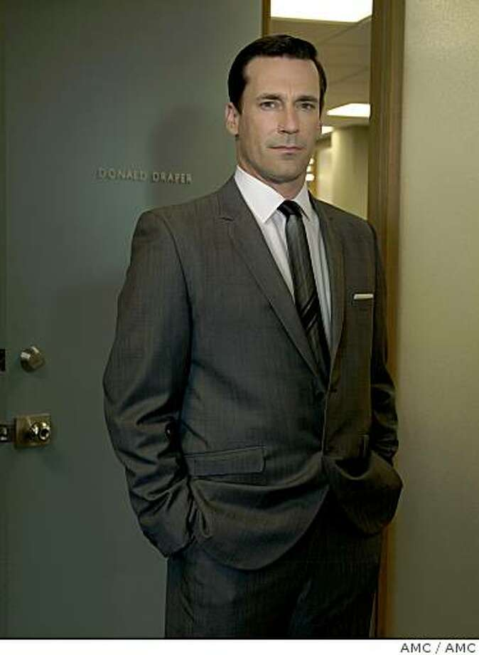 Mad Men on AMC, Jon Hann as Don Draper Photo: AMC
