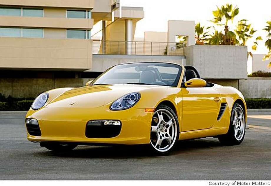 2008 Porsche Boxster Photo: Courtesy Of Motor Matters