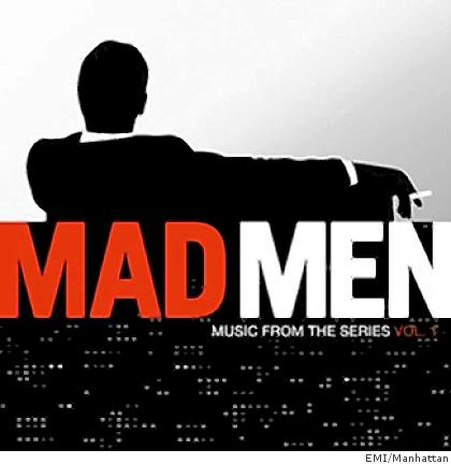 CD cover: Mad Men: Music From the Series Vol. 1 Photo: EMI/Manhattan