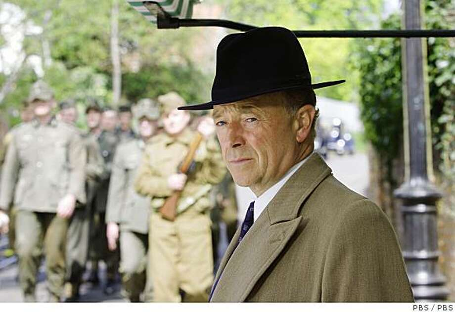 MYSTERY! Foyle�s War, Series VMichael Kitchen as Foyle Photo: PBS