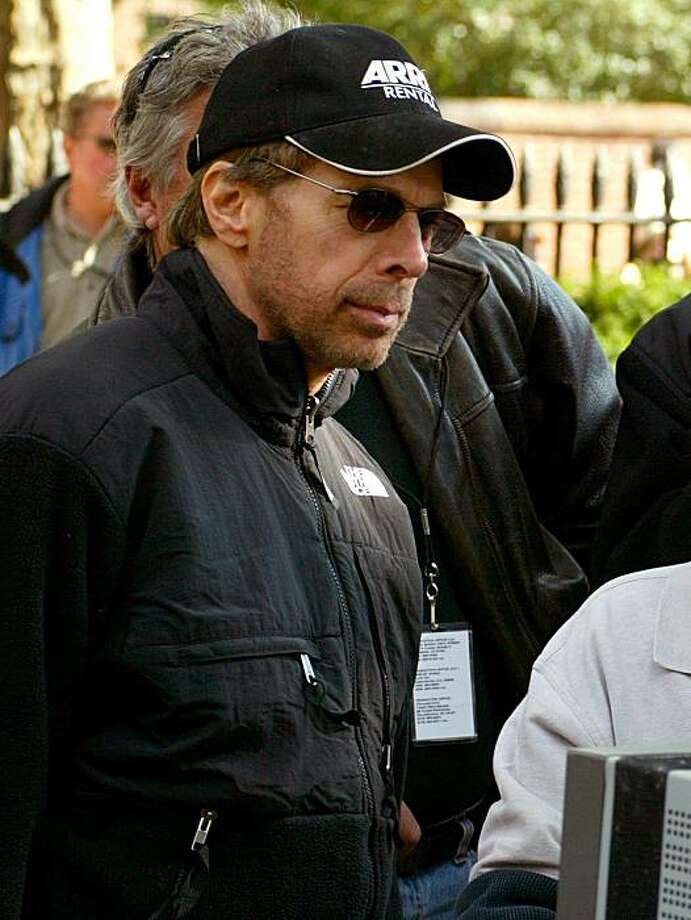"Jerry Bruckheimer, producer of the movie, ""National Treasure"" starring Nicolas Cage. Photo: Robert Zuckerman"