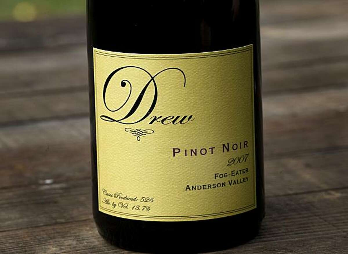 Their Pinot Noir has been well received. Jason Drew of Drew Wines and his wife Molly run their winery in the small town of Elk, just east of the Mendocino coast.