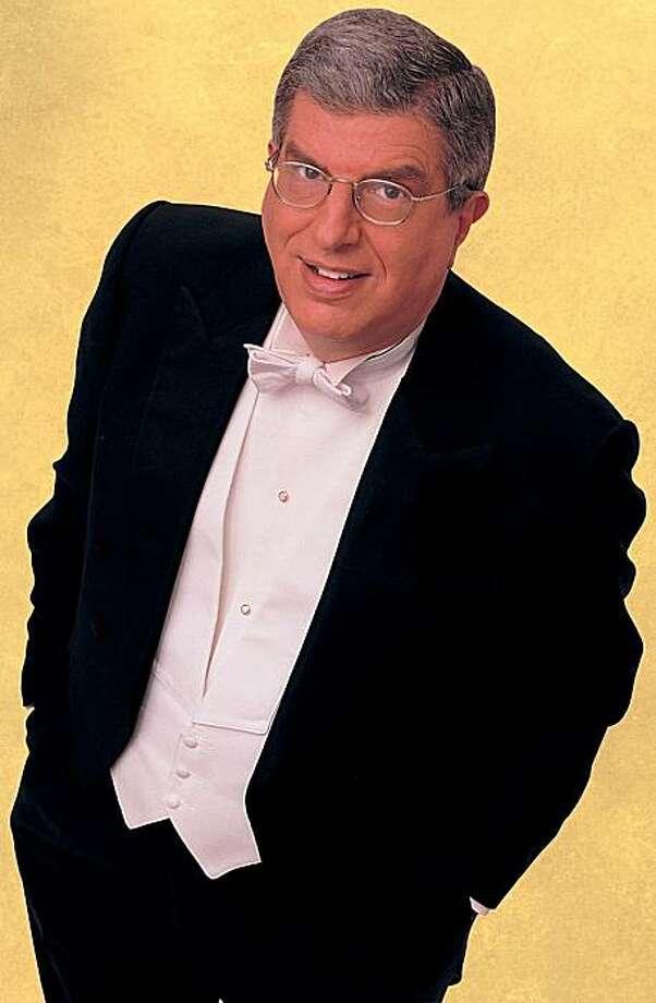 Marvin Hamlisch Photo: Courtesy Napa Valley Opera House