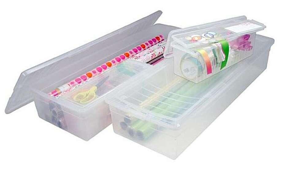 Iris Paper/Ribbon Box Combo Set of 2. $39.99 at Target. Photo: Target