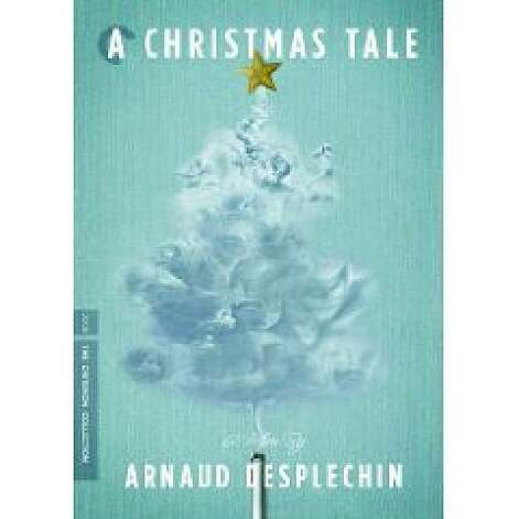 dvd cover A CHRISTMAS TALE Photo: Amazon.com