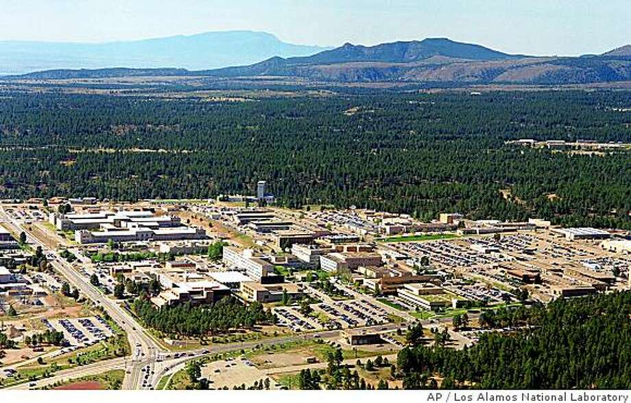 x Photo: Los Alamos National Laboratory, AP
