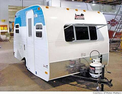 RV trailers of 1950s, 1960s make comeback under new Scotty
