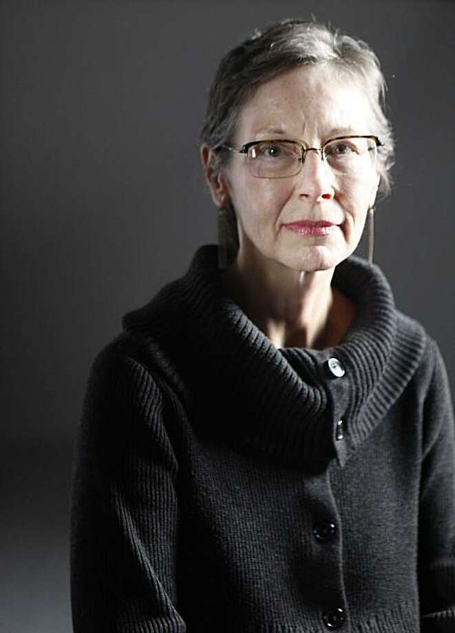 Carol Sklenicka, author of a biography of American fiction writer Raymond Carver, sits for a portrait on Monday Dec. 7, 2009 in San Francisco, Calif. Photo: Mike Kepka, The Chronicle