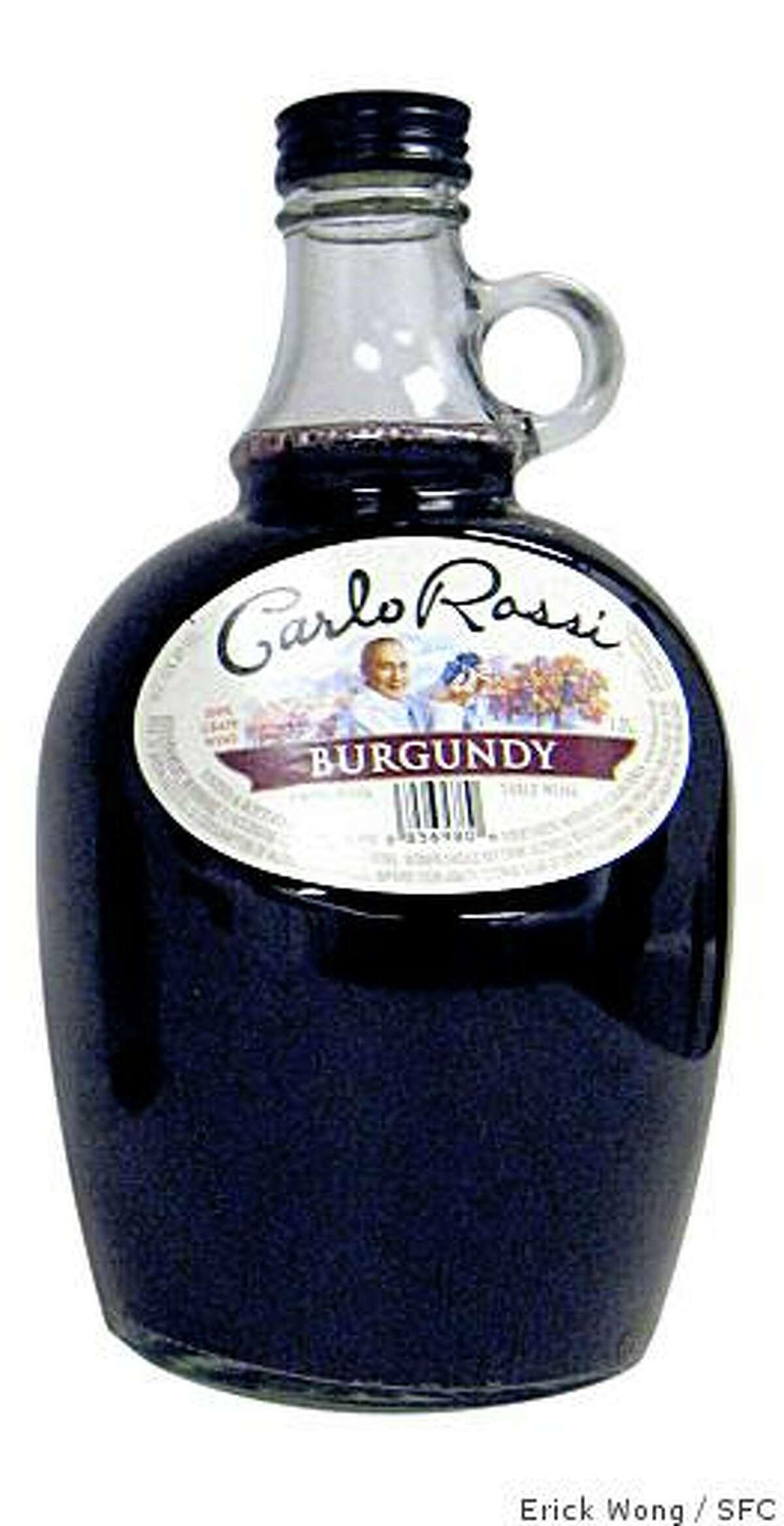 Carlo Rossi Burgundy