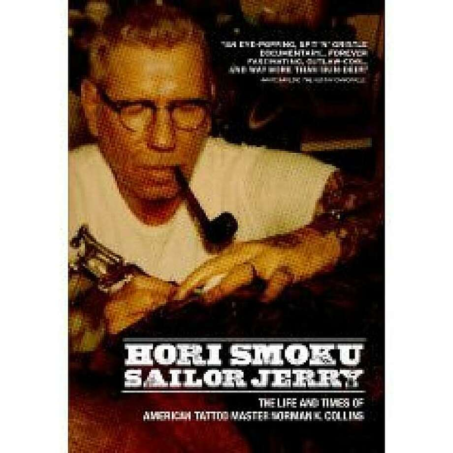 dvd cover HORI SMOKU SAILOR JERRY Photo: Amazon.com