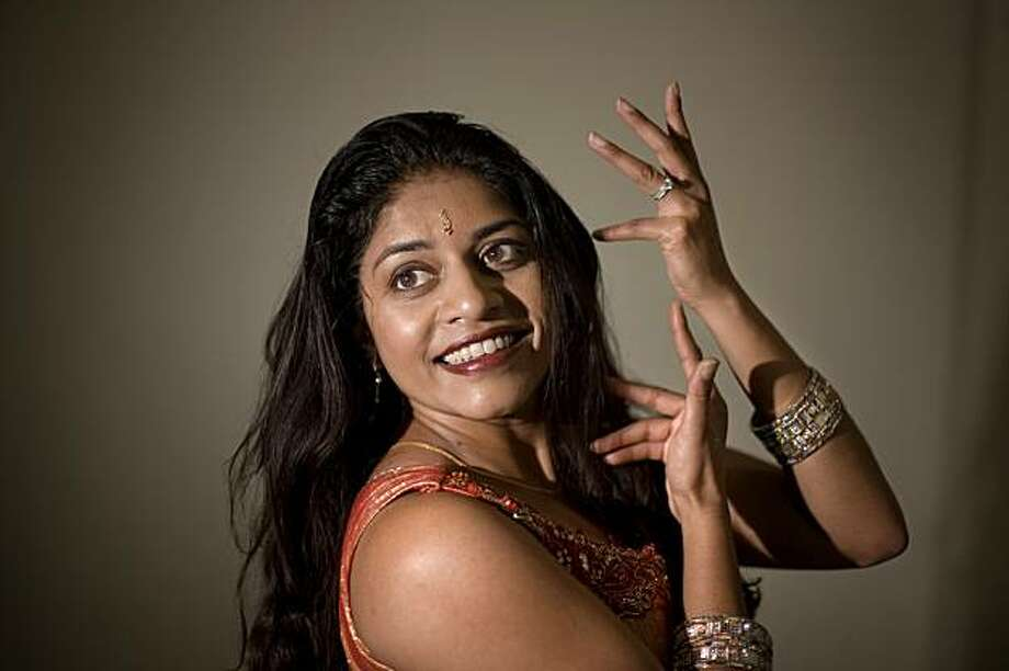 Dr. Selina Shah, a sports and dance medicine physician, practices a Bollywood dance, in Walnut Creek, on Friday, Nov. 27, 2009. Shah dances Bollywood on the side, and has been dancing a variety of dance formats since she was a little girl. Photo: Lianne Milton, Special To The Chronicle