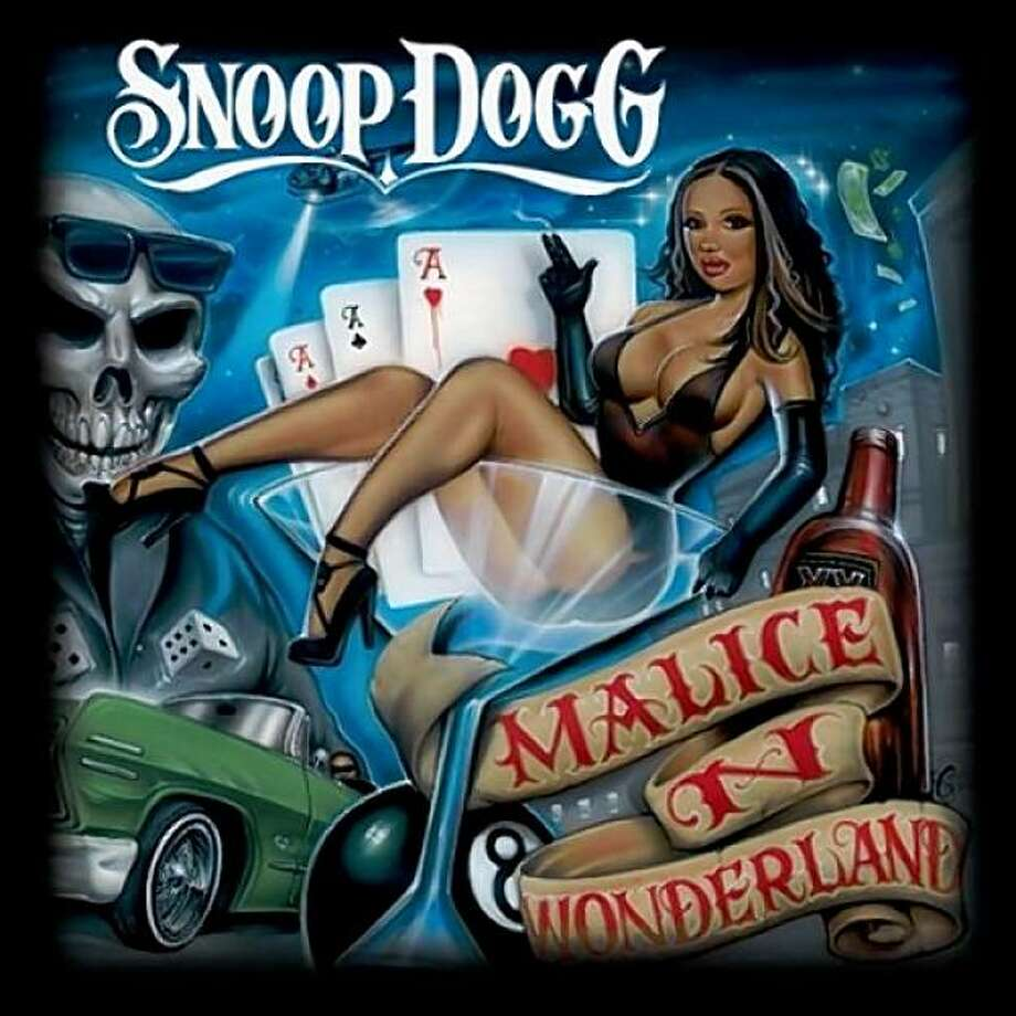 "Snoop Dogg, ""Malice 'N Wonderland"" Photo: Priority Records"