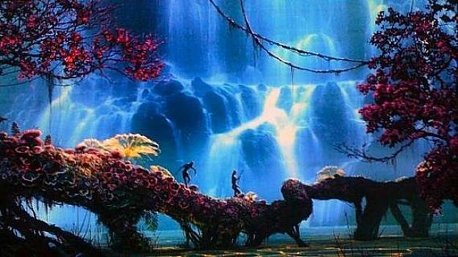 "Special effects create an alternate world in ""Avatar."" Photo: 20th Century Fox"