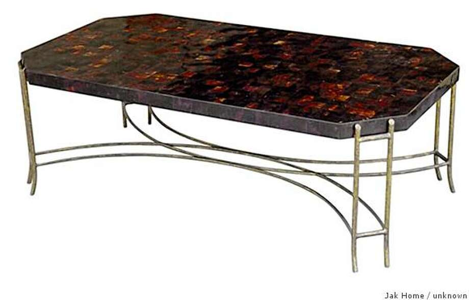Wren Table by Oly at Jak Home, SF. $2,500 Photo: Unknown, Jak Home