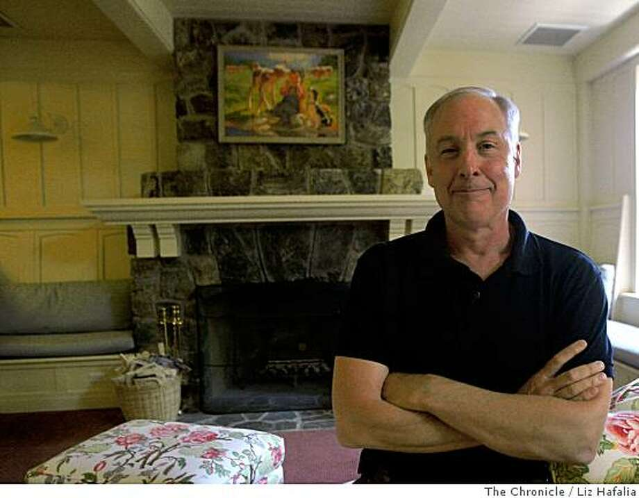 Sound designer Ben Burtt  at Skywalker Ranch in Marin on June 16, 2008.  Photo: Liz Hafalia, The Chronicle