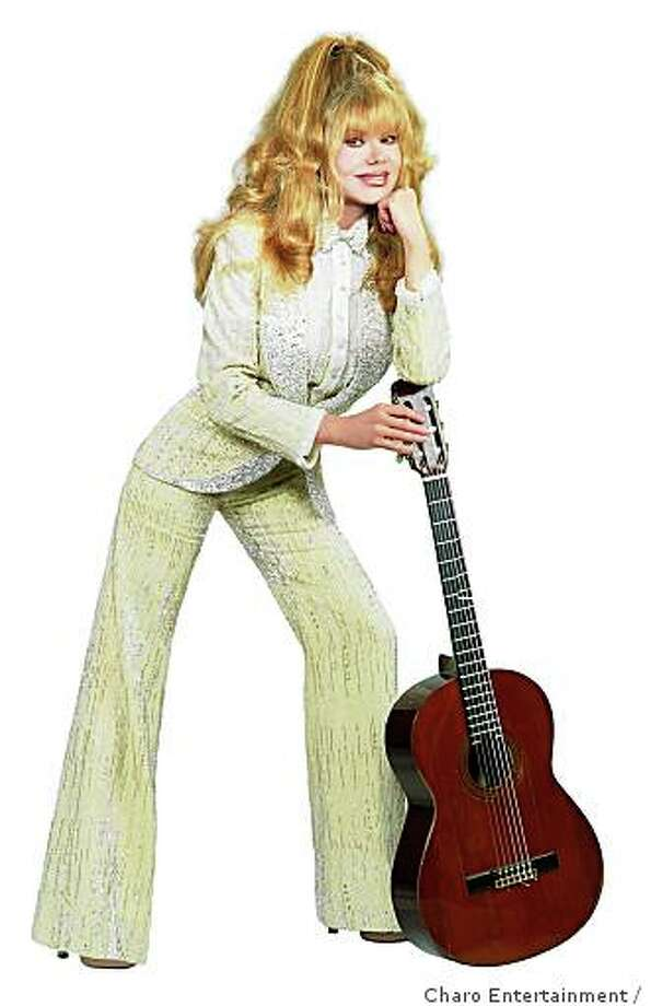 Charo, who will be performing Sunday evening at Herbst Theater 6/29/08 after the LGBT Pride Parade -- Cuchi, cuchi! Photo: Charo Entertainment