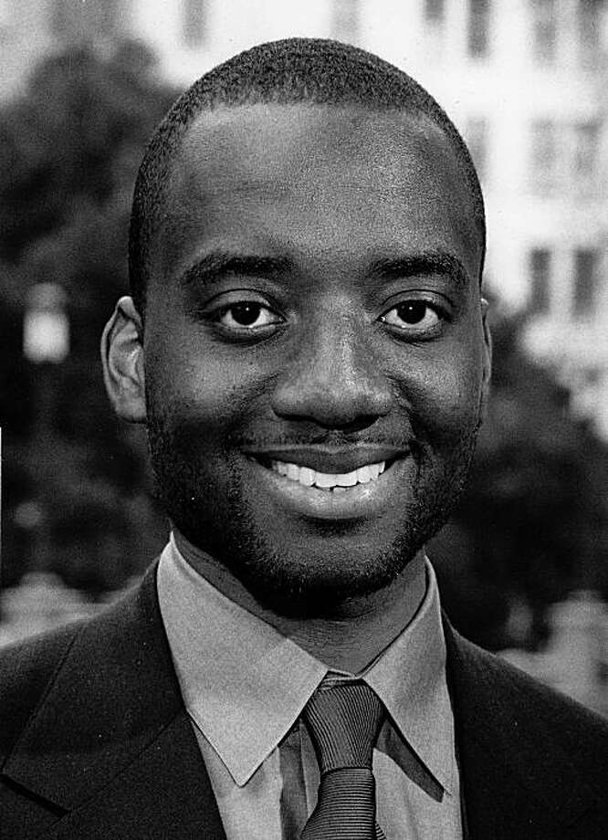 Jason Hodge candidate for Oakland School Board in 2000 Photo: Handout, Photo