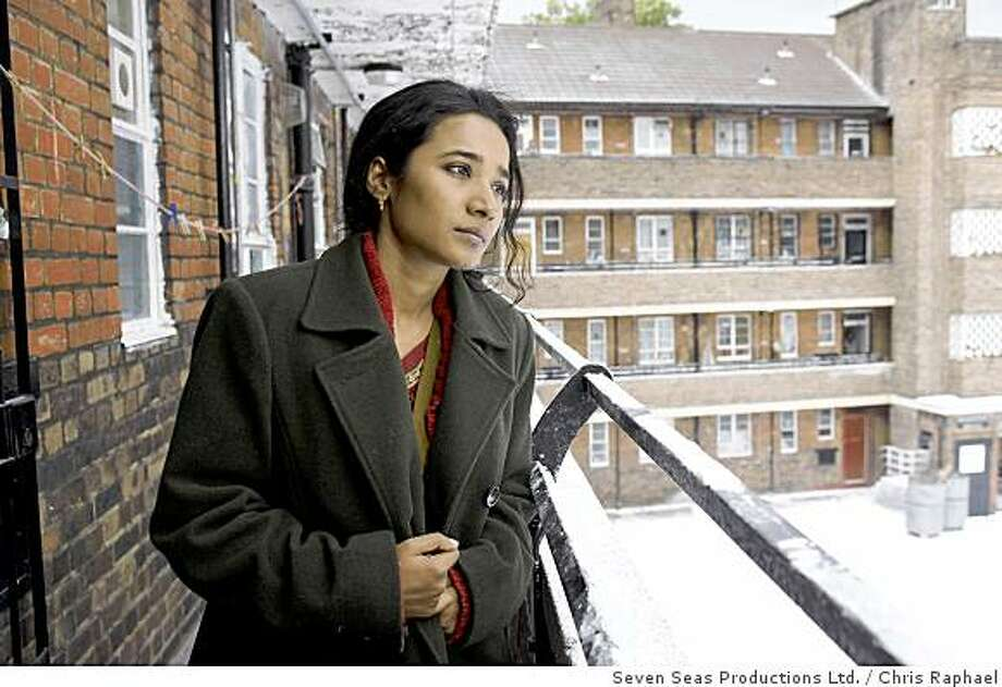 Tannishtha Chatterjee as Nazneen in Brick Lane.Photo by Chris Raphael � 2007 Seven Seas Productions Ltd., courtesy Sony Pictures Classics.  All Rights Reserved. Photo: Chris Raphael, Seven Seas Productions Ltd.