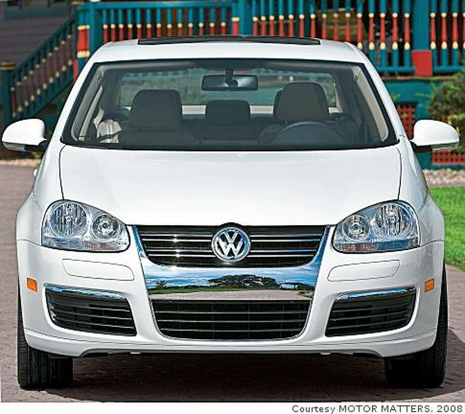 Volkswagen's cleanest diesel ever, the 2.0-liter four cylinder 2009 Jetta TDI will be available later this summer in all 50 states. Photo: Courtesy MOTOR MATTERS, 2008