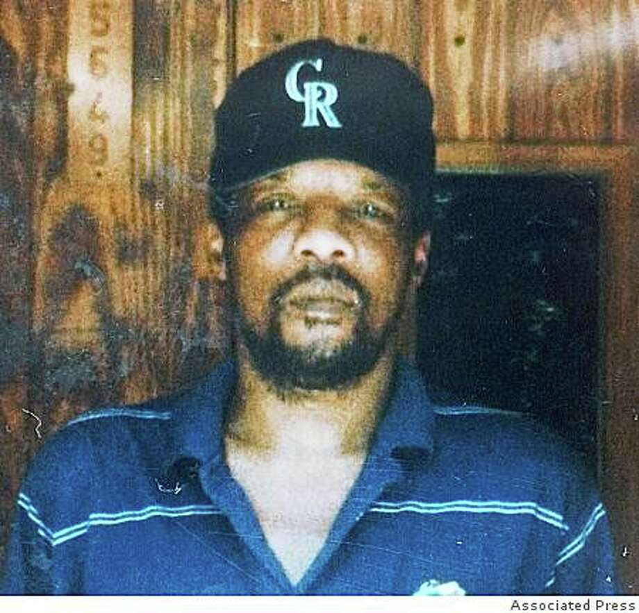 ** FILE ** In this 1997 family handout photo, James Byrd Jr. is shown in Jasper, Texas. Byrd was chained to the back of a pickup truck and dragged to death in the early morning hours of June 7, 1998. (AP Photo/ Byrd Family Photo, FILE) Photo: Associated Press