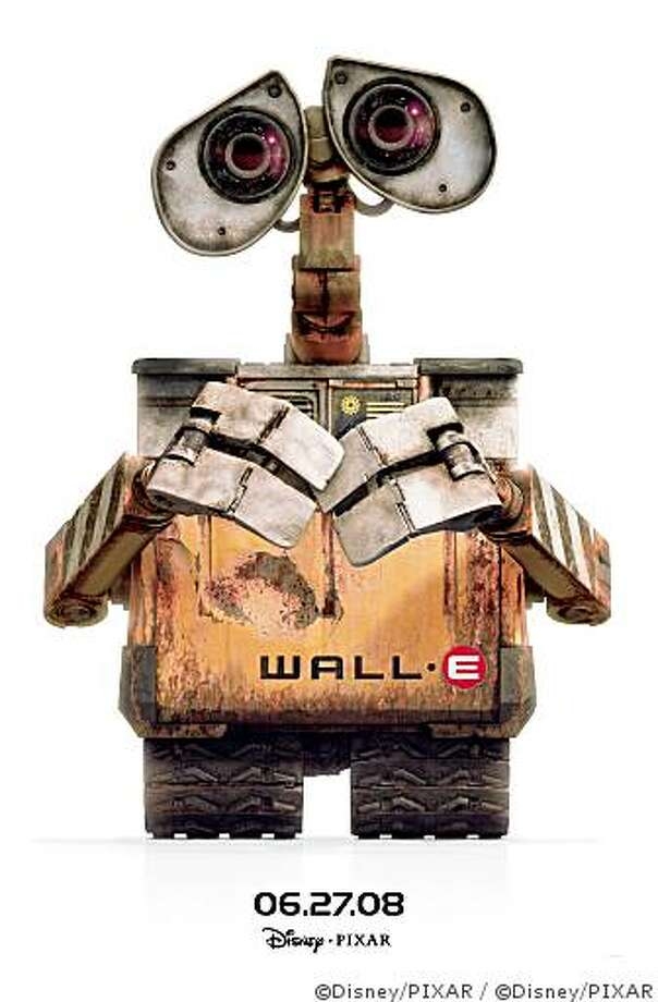 Disney/PIXAR�s animated feature, �Wall-E� is the story of one robot�s comic adventures as he chases his dream across the galaxy. Photo: �Disney/PIXAR