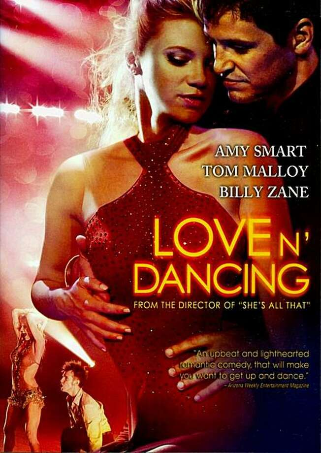 DVD cover: Love 'n Dancing Photo: Screen Media