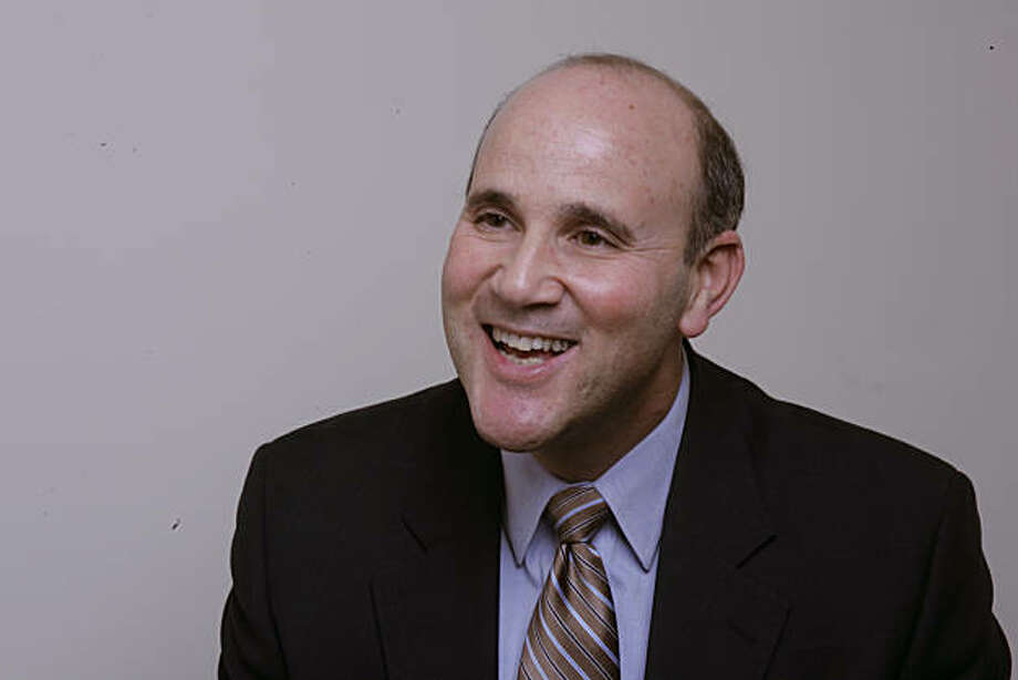 Jim Wunderman of the Bay Area Council Photo: Jerry Telfer, The Chronicle