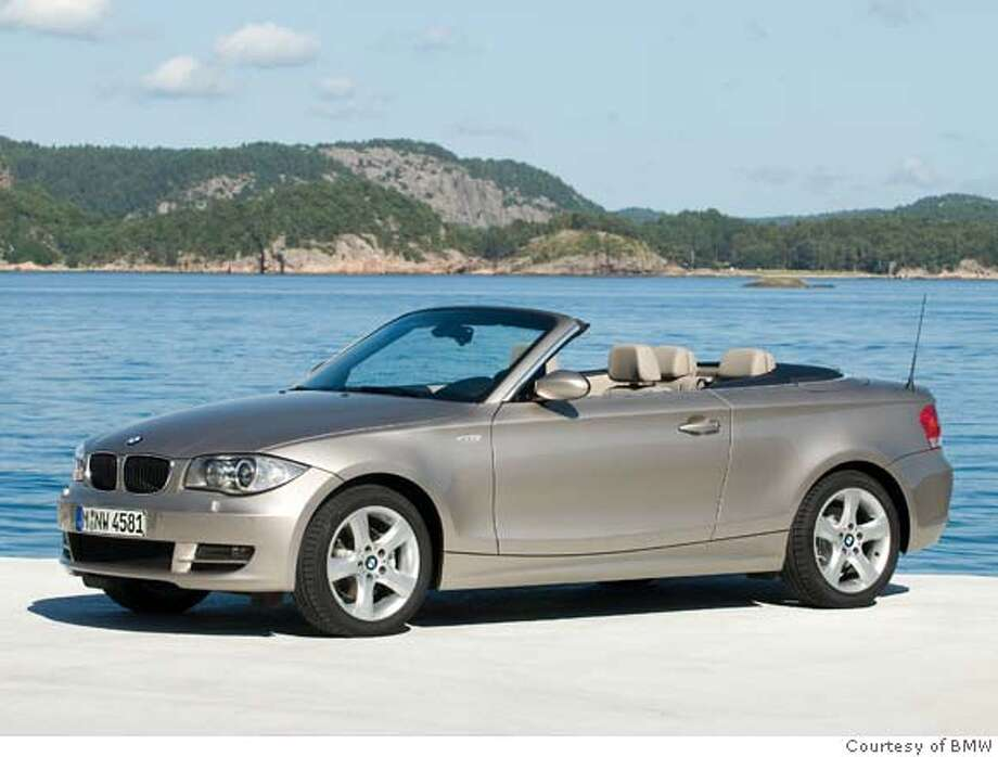 2008 BMW 128i Convertible - SFGate