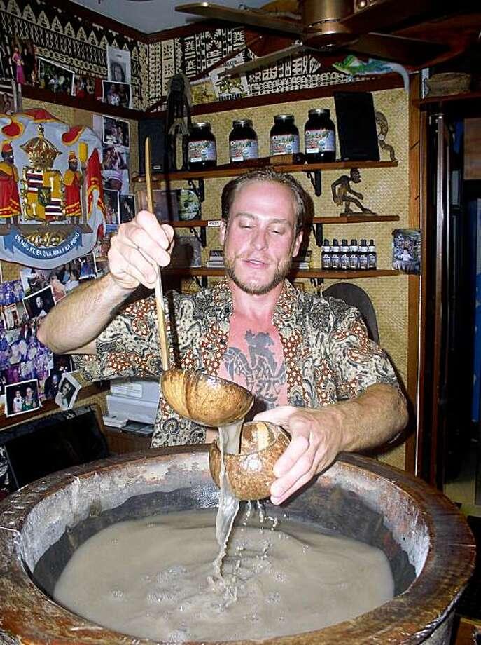 Kanaka Kava in Kailua-Kona Photo: Kanaka Kava