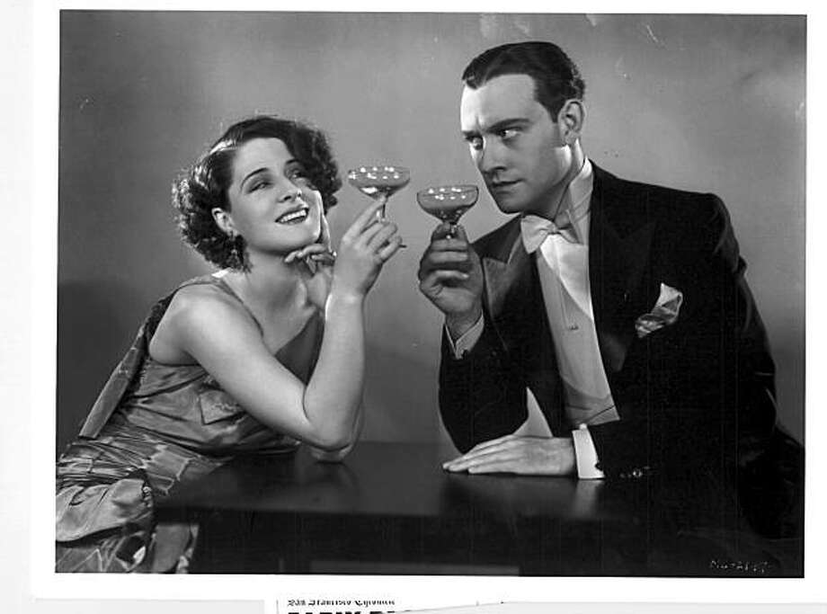 """Norma Shearer and Conrad Nagel in """"The Divorcee"""" 1980 Photo: Courtesy, MGM 1930"""