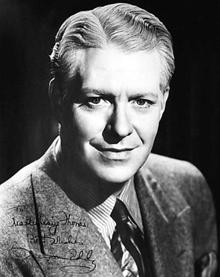 Singer Nelson Eddy Photo: Maceddy.com