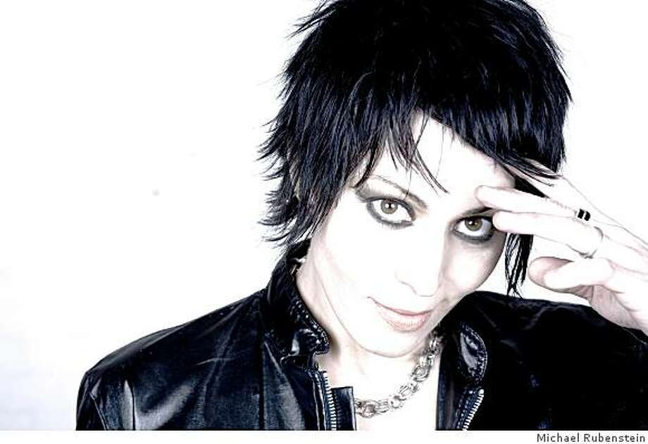 Joan Jett 2006 Photo: Michael Rubenstein