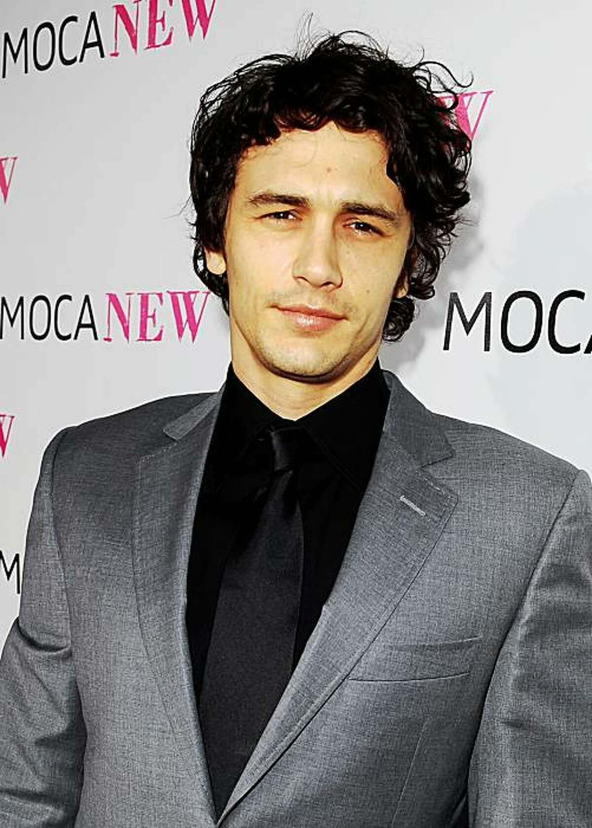 LOS ANGELES, CA - NOVEMBER 14: Actor James Franco arrives at the MOCA NEW 30th anniversary gala held at MOCA on November 14, 2009 in Los Angeles, California. (Photo by Michael Caulfield/Getty Images for MOCA)