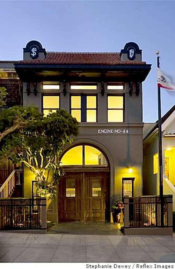 Noe Valley Firehouse For Sale 6 Million Plus Sfgate