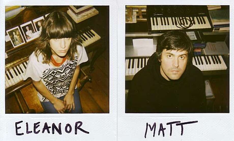 Siblings Eleanor and Matt Friedberger form the core of the Fiery Furnaces. Photo: Thrill Jockey Records